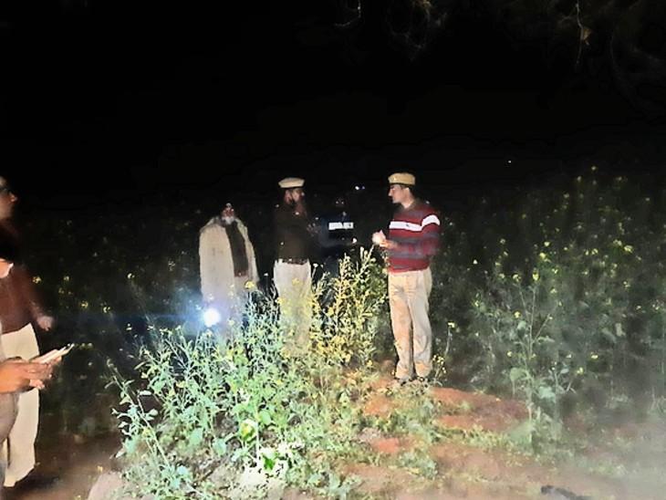 युवक ने चचेरी बहन को गोली मारने के बाद खुद को शूट किया|जयपुर,Jaipur - Dainik Bhaskar