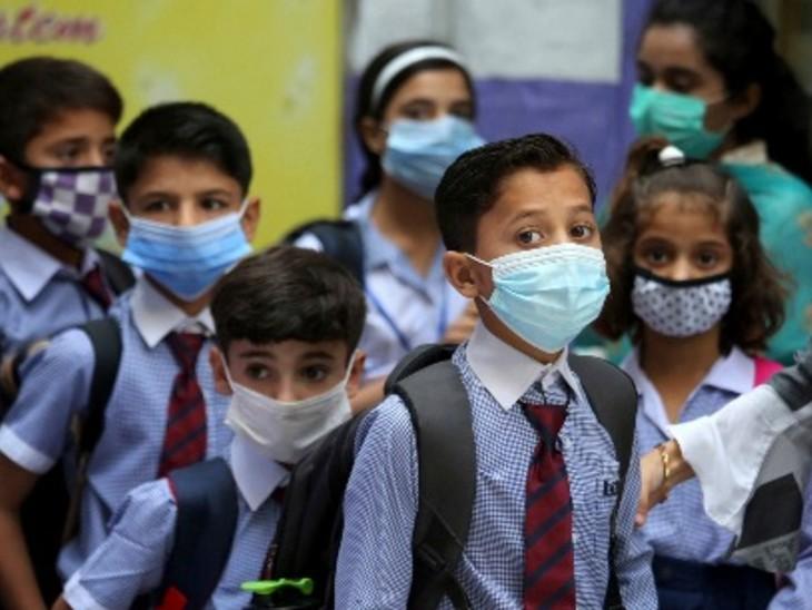 9वीं से ऊपर के स्कूल खुलने के बाद आ चुके हैं कोरोना के मामले, ठंड कम होने पर ही छोटे बच्चों को बुलाने पर होगा विचार|बिहार,Bihar - Dainik Bhaskar