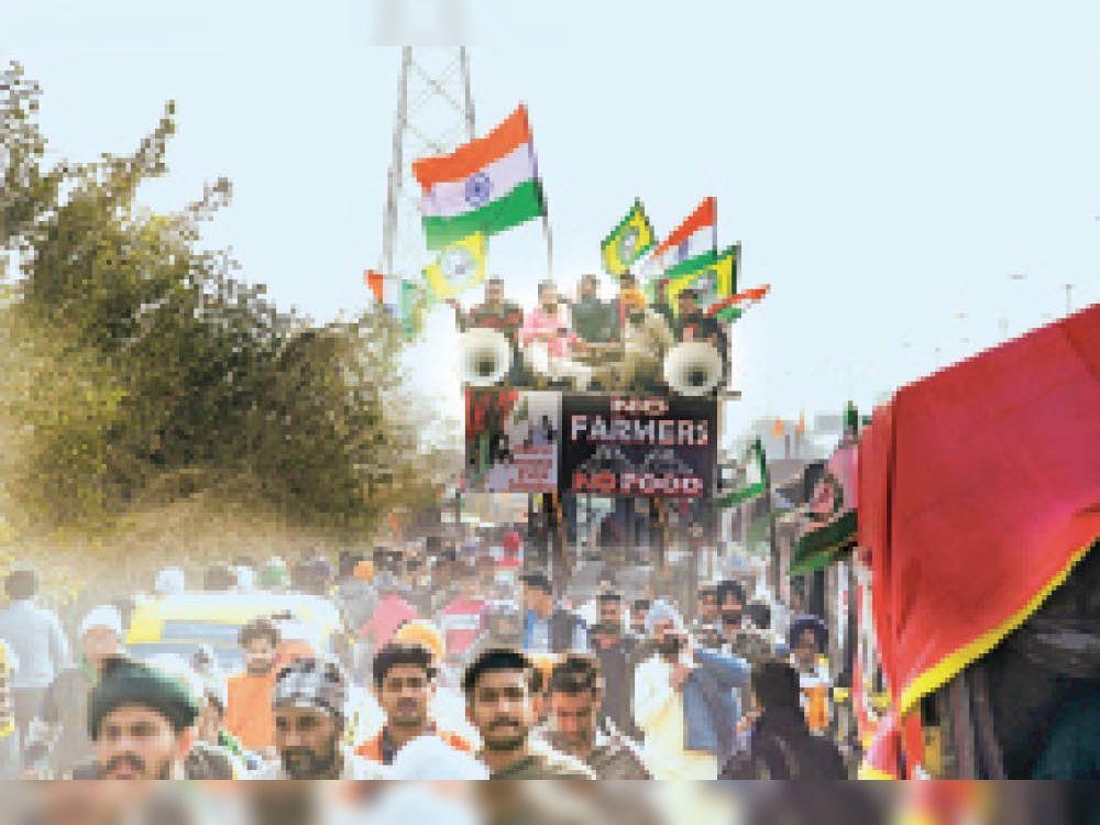 आज ट्रैक्टर परेड, बजट के दिन संसद घेरेंगे किसान|दिल्ली + एनसीआर,Delhi + NCR - Dainik Bhaskar