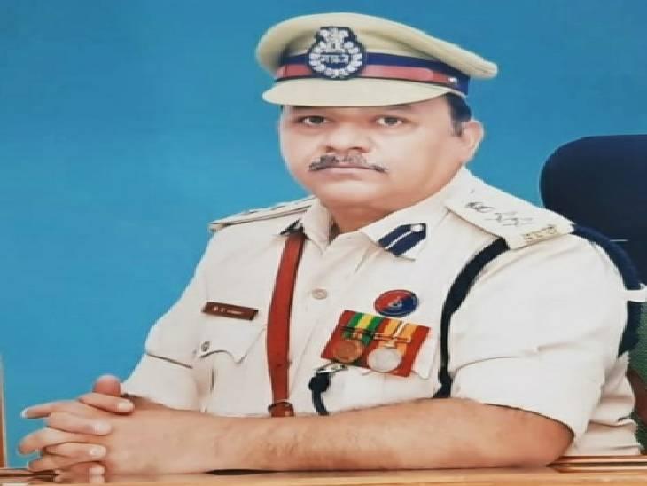 जेल में अभिनव नवाचार ने दिलाया सम्मान, राष्ट्रपति के विशिष्ट सेवा पदक से हुए सम्मानित जबलपुर,Jabalpur - Dainik Bhaskar
