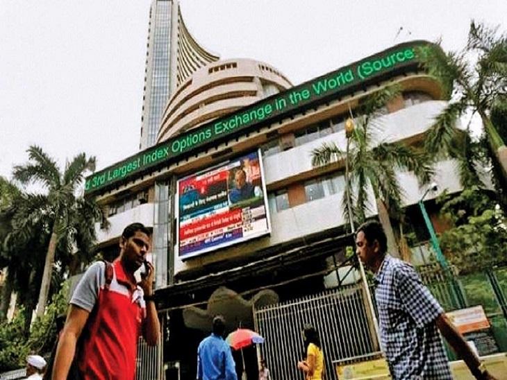 सेंसेक्स 535 अंक टूटकर 2021 में पहली बार 47 हजार के नीचे बंद, IT और रियल्टी शेयर सबसे ज्यादा गिरे|बिजनेस,Business - Dainik Bhaskar