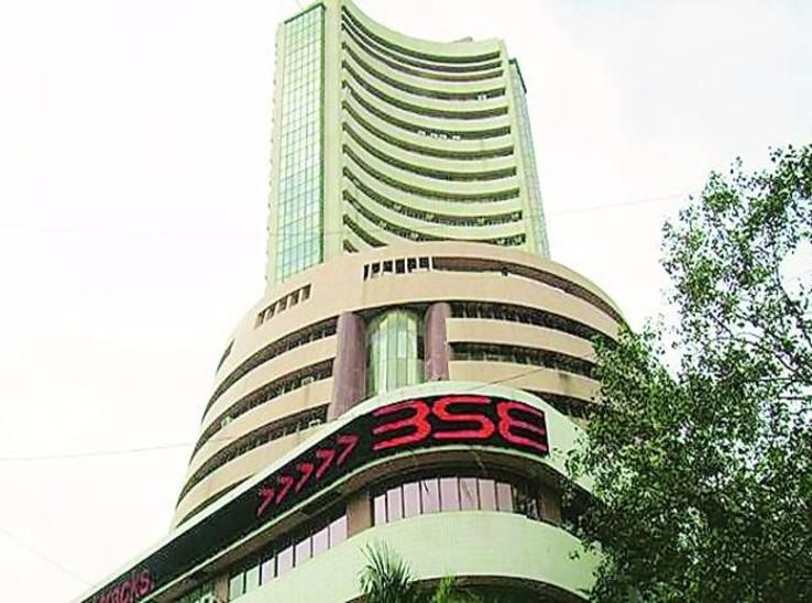 6 दिनों में सेंसेक्स 8% के करीब टूटा, मार्केट कैप 13 लाख करोड़ घटा बिजनेस,Business - Dainik Bhaskar