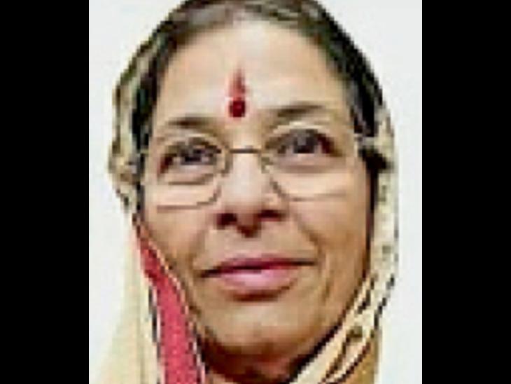 पूर्व उपमुख्यमंत्री हरिशंकर भाभड़ा की बेटी ऊषा चुनाव हारीं|सुजानगढ़,Sujangarh - Dainik Bhaskar