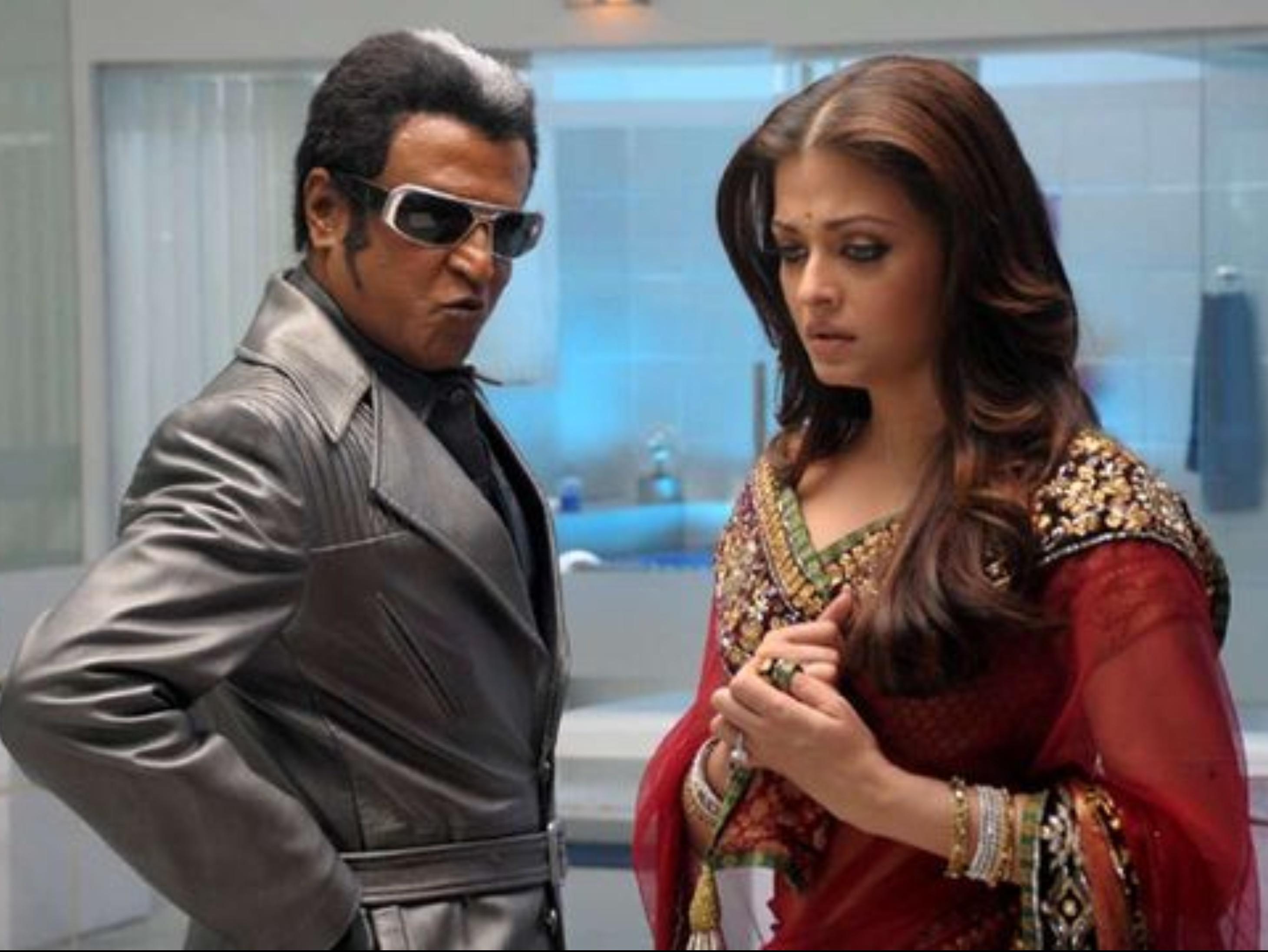 रोबोट में रजनीकांत को ऐश्वर्या का हीरो सुनकर हैरान रह गया था फैन, 10 मिनट तक चुपचाप थलाइवा को घूरता ही रहा बॉलीवुड,Bollywood - Dainik Bhaskar