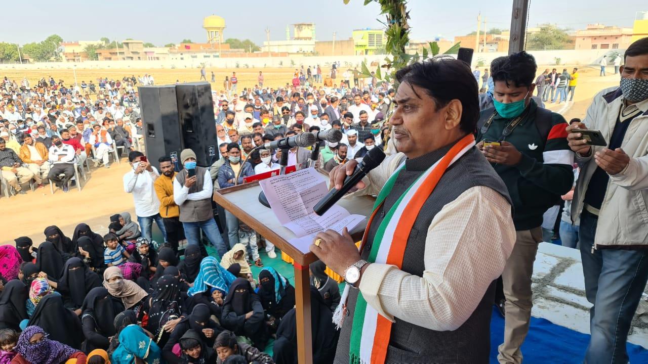 कांग्रेस प्रदेश अध्यक्ष के क्षेत्र लक्ष्मणगढ़ में नगर पालिका चुनाव में भी पार्टी को बहुमत नहीं, प्रधान चुनाव में भी जोड़तोड़ से हासिल की थी सत्ता|जयपुर,Jaipur - Dainik Bhaskar