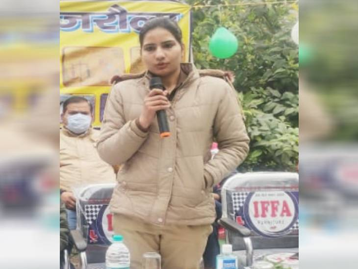 अमरोहा में महिला सहकर्मी को गोली मारने के बाद सिपाही ने खुद को किया शूट, एक की हालत नाजुक|मेरठ,Meerut - Dainik Bhaskar