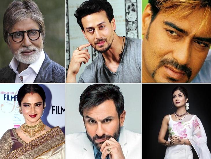 टाइगर नहीं जय हेमंत श्रॉफ है 'बागी' एक्टर का असली नाम, अमिताभ बच्चन, सनी देओल समेत ये सेलेब्स भी बदल चुके हैं अपने नाम बॉलीवुड,Bollywood - Dainik Bhaskar