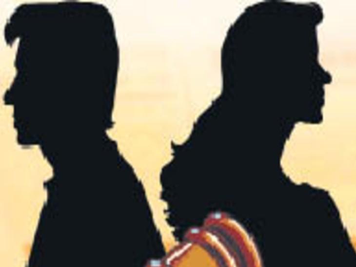 लॉकडाउन: 400 जोड़ों में तलाक, 40% केसों में शादियां सिर्फ 1 से 3 साल पुरानी जयपुर,Jaipur - Dainik Bhaskar