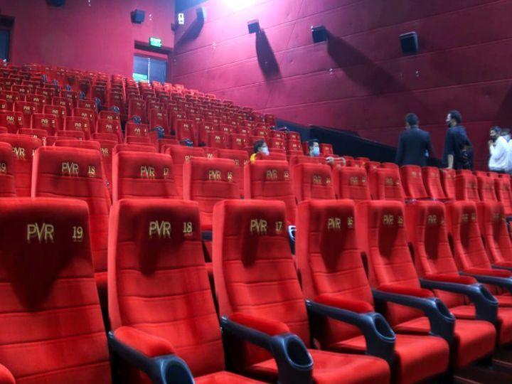 कंटेनमेंट जोन के बाहर 50% क्षमता के साथ सब अनलॉक, प्रदेश में 8 से खुलेंगे सिनेमा हॉल-स्विमिंग पूल|जयपुर,Jaipur - Dainik Bhaskar