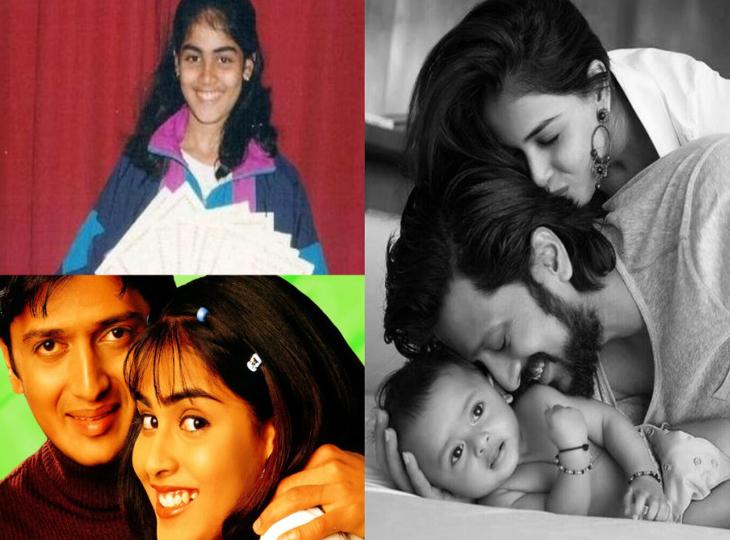 पहली मुलाकात में रितेश को जेनेलिया ने कर दिया था इग्नोर, फिर शूटिंग के दौरान दोनों करीब आए और कर ली शादी|बॉलीवुड,Bollywood - Dainik Bhaskar