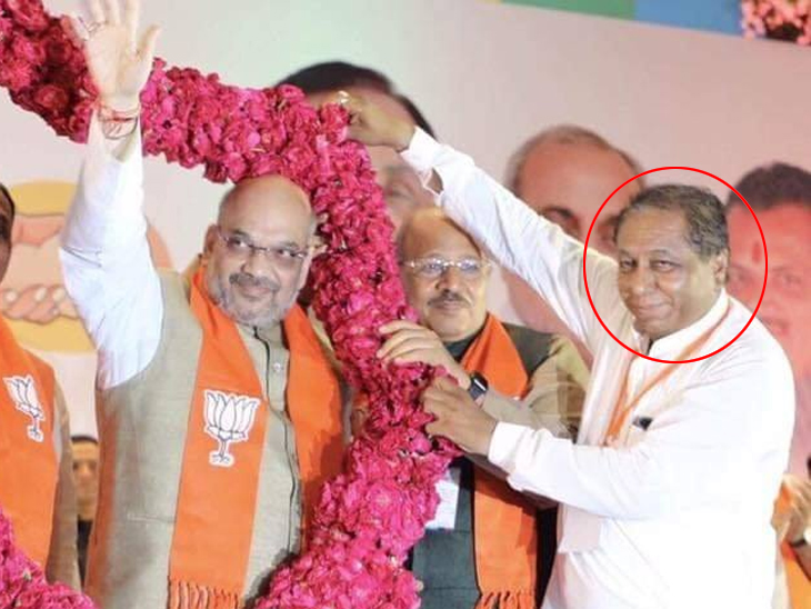In 1997, Amit Shah was helped to win the election.