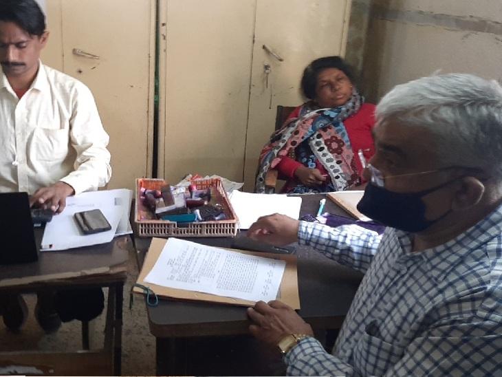 Lokayukta DSP Vedanta Sharma taking action