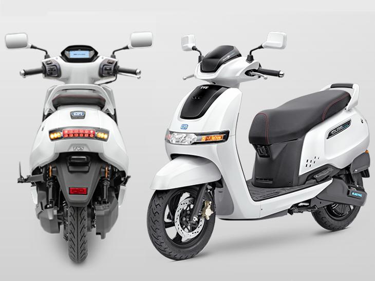 टीवीएस ने दिल्ली में लॉन्च किया आईक्यूब इलेक्ट्रिक स्कूटर, बेंगलुरु की तुलना में यहां 7000 रुपए सस्ता|टेक & ऑटो,Tech & Auto - Dainik Bhaskar