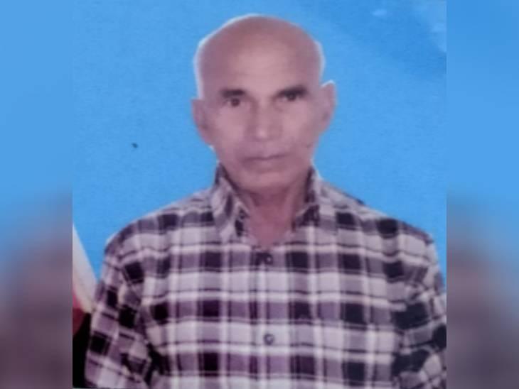 आगे निकलने की होड़ में बस ने छह माह पहले रिटायर हुए होमगार्ड को रौंदा, पुलिस ने नाकाबंदी कर कंडक्टर को पकड़ा|गोरखपुर,Gorakhpur - Dainik Bhaskar