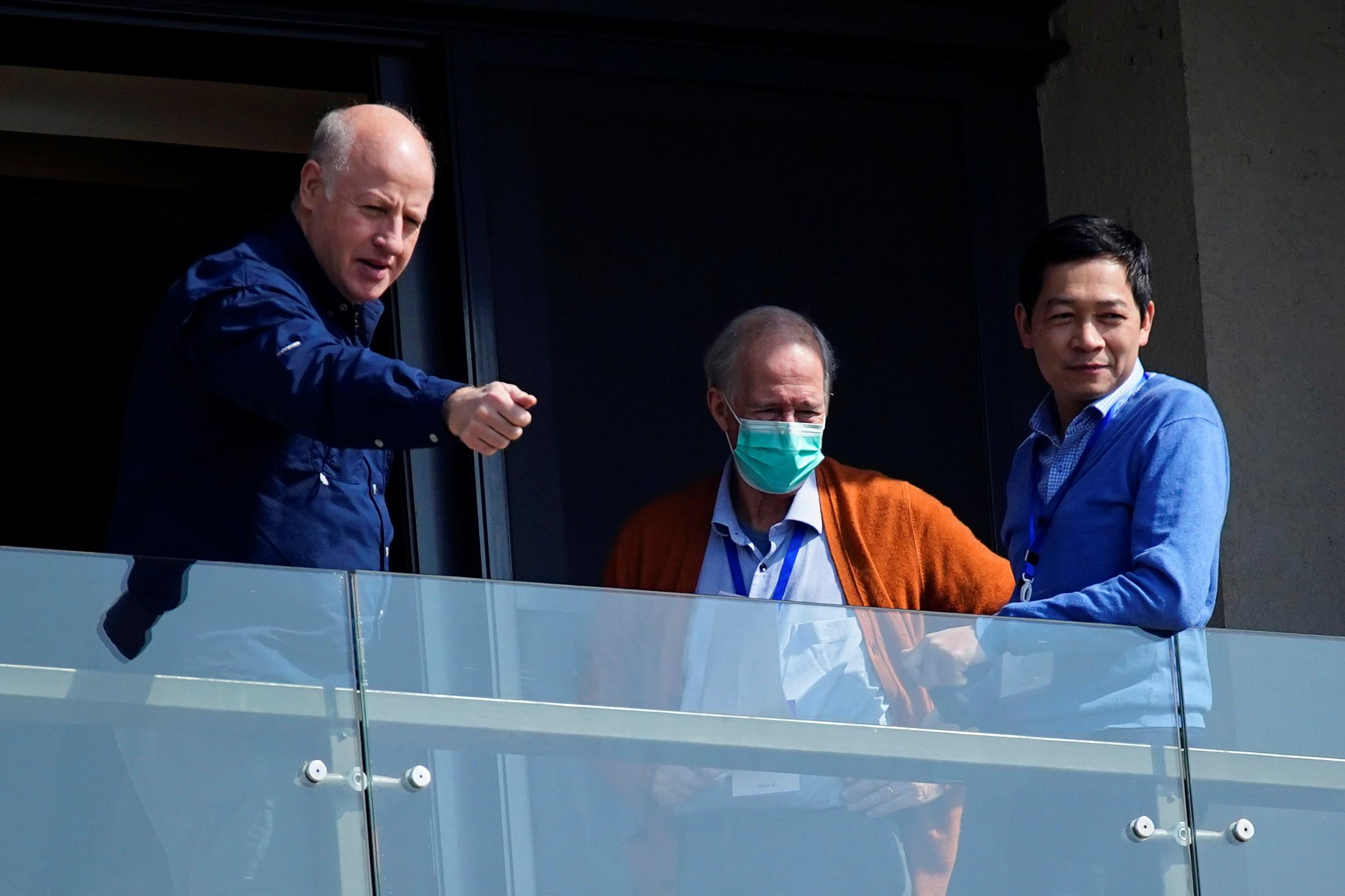 वर्ल्ड हेल्थ ऑर्गेनाइजेशन की एक टीम चीन के वुहान पहुंची है। यह कोरोना के ओरिजिन का पता लगा रही है।