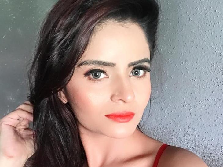 32 साल की एक्ट्रेस गहना वशिष्ठ गिरफ्तार, पोर्न वीडियो बनाकर अपनी वेब वेबसाइट पर अपलोड करने का आरोप|टीवी,TV - Dainik Bhaskar
