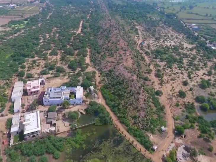 Mount Giriraj.