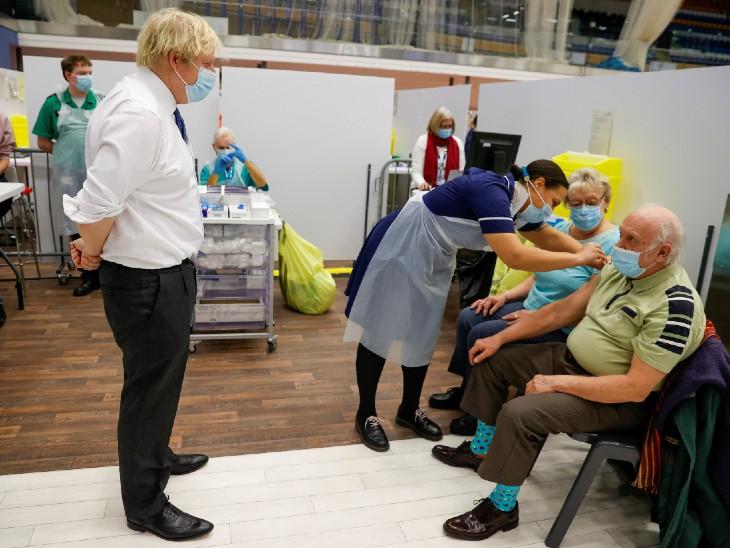 वैक्सीनेशन के मामले में अमेरिका और ब्रिटेन सबसे आगे, यूरोप के देश टॉप-5 में भी नहीं विदेश,International - Dainik Bhaskar