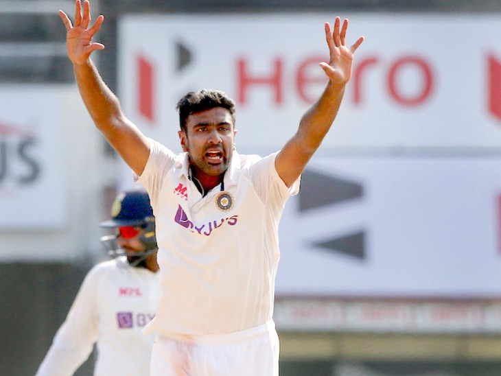 Ravichandran Ashwin was the highest wicket taker in the match.  He took 3 wickets in the first innings and 6 in the second innings.