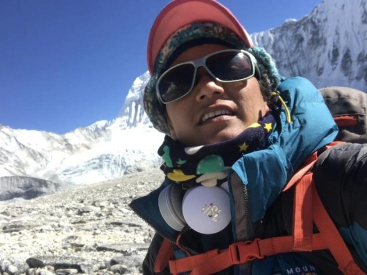 आंध्रप्रदेश की समीरा खान माता-पिता के न रहने पर परिवार का सहारा बनी, साइकिल से 20 देशों की यात्रा की, अब एवरेस्ट फतह की तैयारी|लाइफस्टाइल,Lifestyle - Dainik Bhaskar