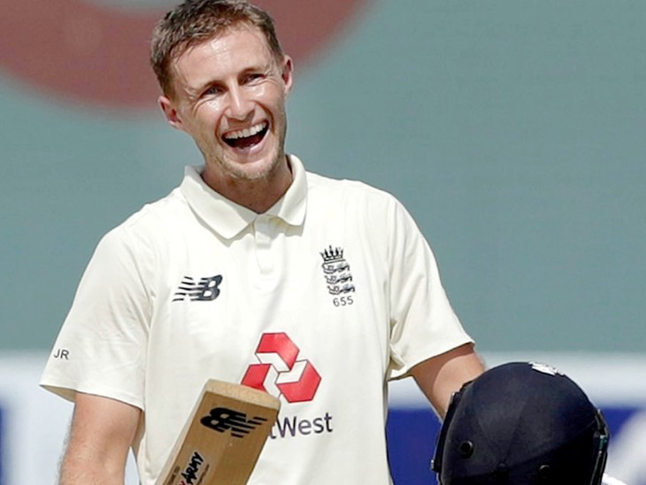 English captain Joe Root hit a double century in the first innings.  He scored 218 runs off 377 balls.
