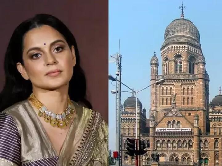 कंगना रनोट ने BMC के खिलाफ दायर केस बिना किसी शर्त के वापस लिया|मुंबई,Mumbai - Dainik Bhaskar