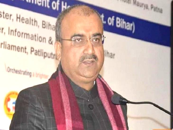 JDU में CM नीतीश से भी भारी विजय चौधरी, शाहनवाज से 11 मंत्री हैं ऊपर|बिहार,Bihar - Dainik Bhaskar