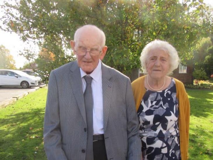 दोनों ने 70 साल तक निभाया एक दूजे का साथ।