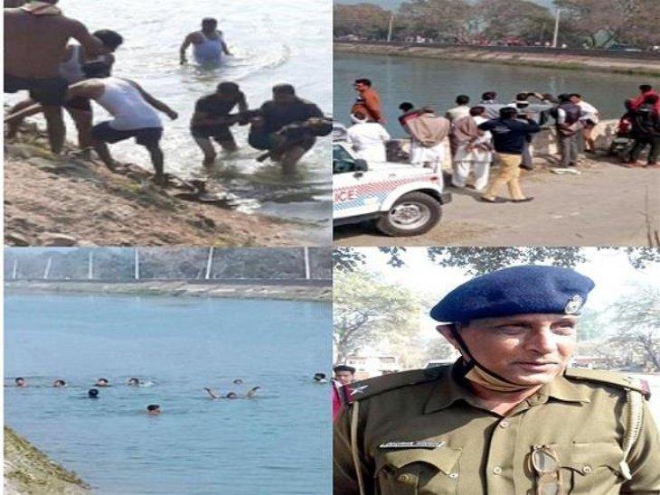 जींद में नहर में गिरा बच्चा; बचाने के लिए मां और चाची भी कूदी, एक को बचाया लेकिन दो की मौत हो गई हरियाणा,Haryana - Dainik Bhaskar
