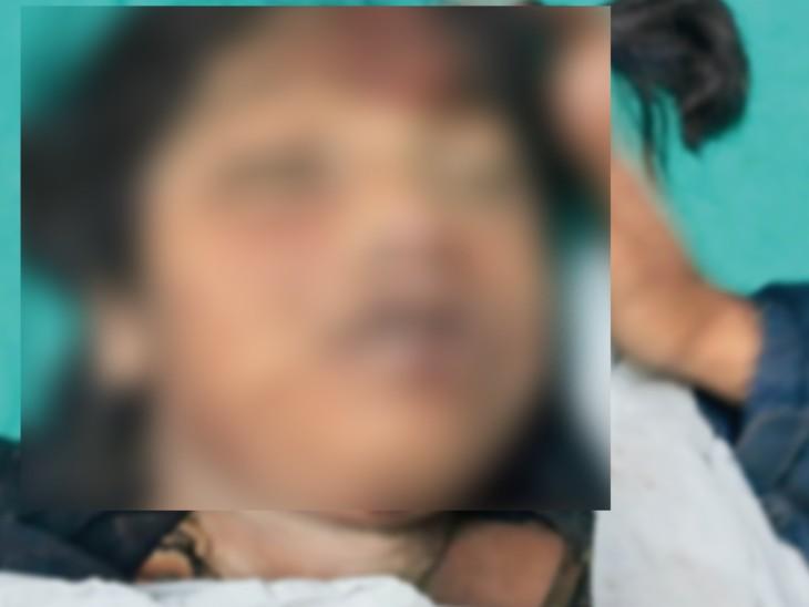 रेप के बाद बच्ची के सिर पर हथौड़ा मारकर हत्या, पड़ोसी के घर में ही मिला बच्ची का शव|जालंधर,Jalandhar - Dainik Bhaskar