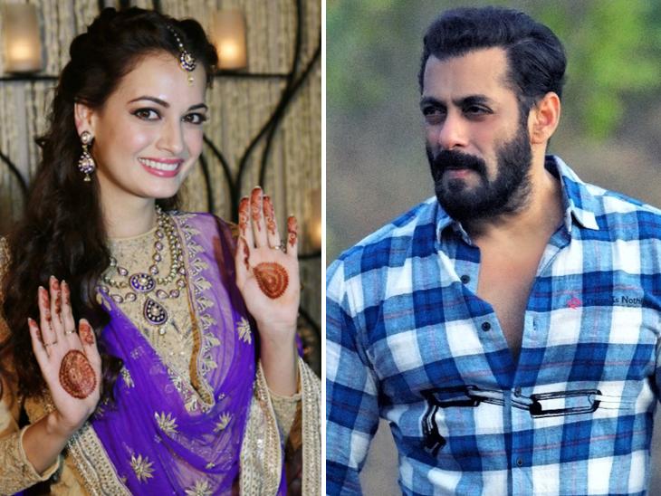 मुंबई में आज दीया मिर्जा की दूसरी शादी, सलमान खान ने साझा किया 'पठान', 'टाइगर 3' और 'कभी ईद कभी दिवाली' का शूटिंग प्लान बॉलीवुड,Bollywood - Dainik Bhaskar