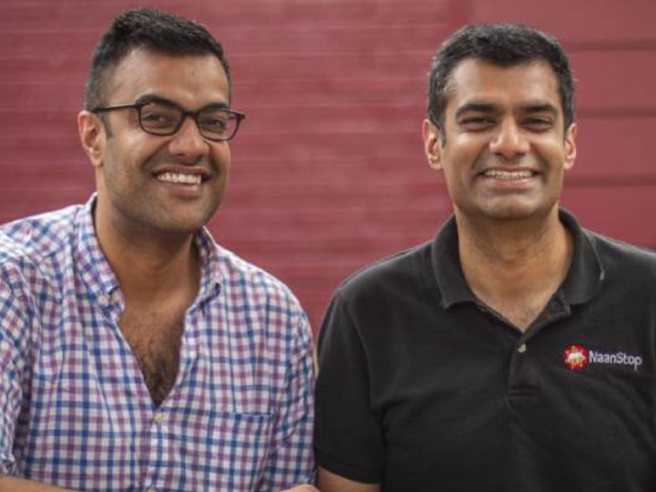 Neil and Sameer are brothers.  He started the non-stop with Food Truck in January 2011.