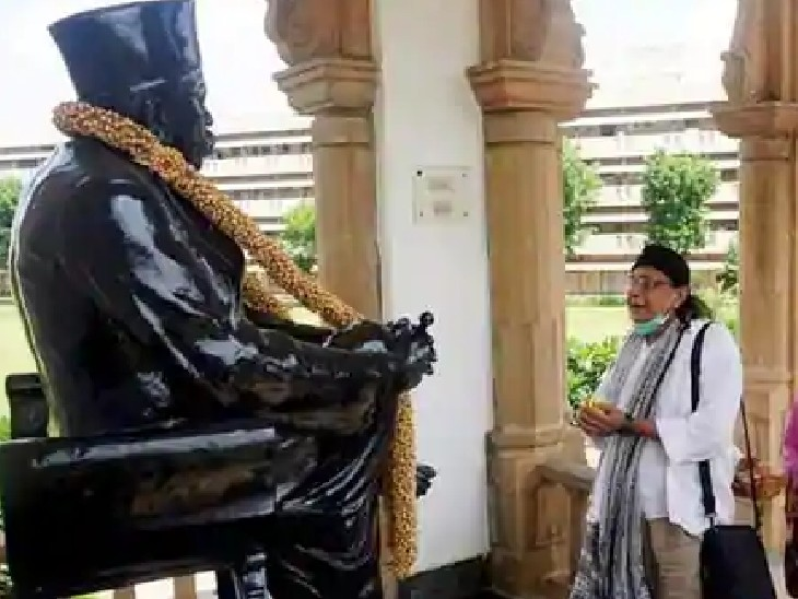 Mithun had earlier gone to Nagpur in October 2019 to meet the Sangh chief.