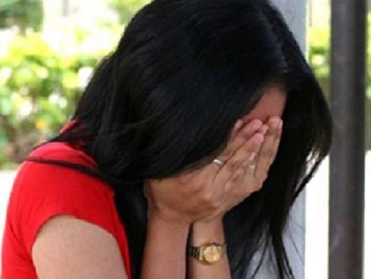 निजी अस्पताल में सुरक्षा गार्ड है युवती, आरोपी दोगुनी उम्र का, 11 महीने से कर रहा था दुष्कर्म|जबलपुर,Jabalpur - Dainik Bhaskar