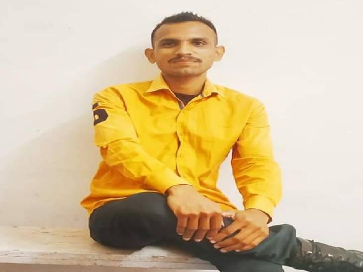 लापता योगेंद्र शर्मा (23) निजी बैंक में काम करते हैं। तीन दिन से तलाश जारी है।
