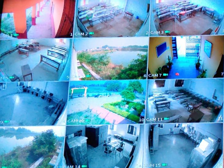 इस गांव में अभी 34 CCTV कैमरे लगाए गए हैं। यहां के स्कूलों में भी इसकी मदद से नजर रखी जा रही है।