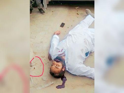 फरीदकोट में यूथ कांग्रेस जिलाध्यक्ष की सरेआम 5 गोलियां मारकर हत्या|कपूरथला,Kapurthala - Dainik Bhaskar