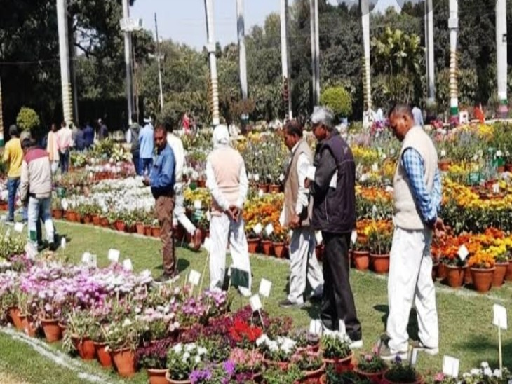 वाराणसी में 20 और 21 फरवरी को सब्जी, फल और फूलों की लगेगी प्रदर्शनी, पूर्वांचल से जुटेंगे किसान|वाराणसी,Varanasi - Dainik Bhaskar