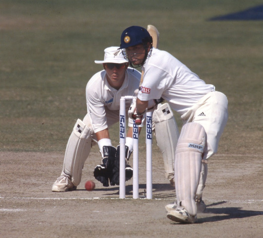 Sachin made his first double century in a Test against New Zealand on 30 October 1999.  He had scored an innings of 217 runs.