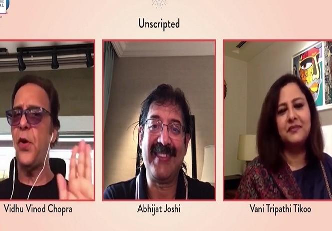 JLF में बोले, फिल्म इंडस्ट्री के आधे लोग मुझे नहीं पसंद और आधे मुझे नहीं पसंद करते जयपुर,Jaipur - Dainik Bhaskar