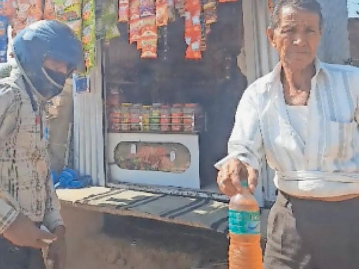 खरीदारों काे नुकसान : मिलावट की आशंका, कीमत भी ज्यादा। - Dainik Bhaskar