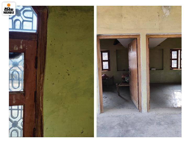 इन्हीं कमरों में शबनम ने प्रेमी सलीम के साथ मिलकर सात लोगों की हत्या की थी। दीवारों पर दिख रहे खून के धब्बे आज भी उस मंजर की गवाही दे रहे हैं।