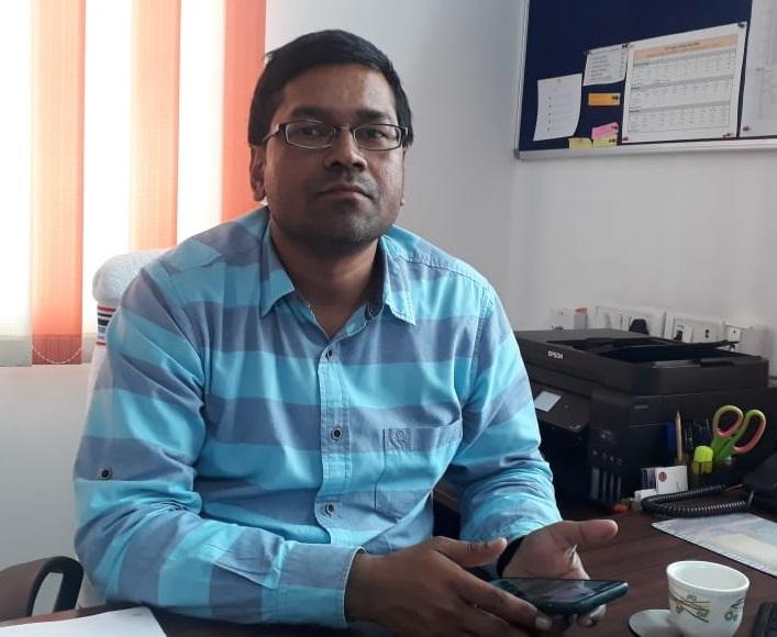 अनीश कुमार, वरीय परियोजना प्रबंधक, पाइपलाइन प्रभाग, इंडियन आयल।