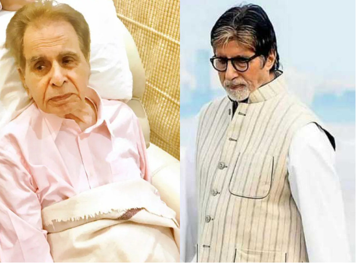 दिलीप कुमार से अमिताभ बच्चन तक, जब बॉलीवुड स्टार्स को अपनी मौत की उड़ी अफवाहों पर देनी पड़ी सफाई|बॉलीवुड,Bollywood - Dainik Bhaskar