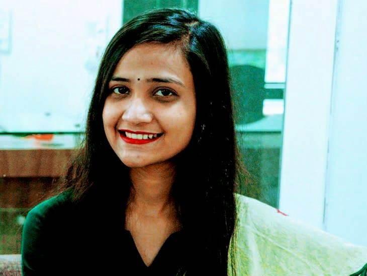 उदयपुर की मानसी का सपना हुआ साकार, बनाया आईऑडिट सॉफ्टवेयर, जो करेगा 30 सैकेण्ड में 3 महीने की ऑडिट उदयपुर,Udaipur - Dainik Bhaskar
