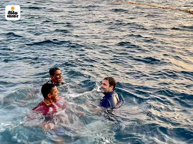 राहुल जानना चाहते थे कि मछुआरों के सामने कैसी-कैसी समस्याएं आती हैं।
