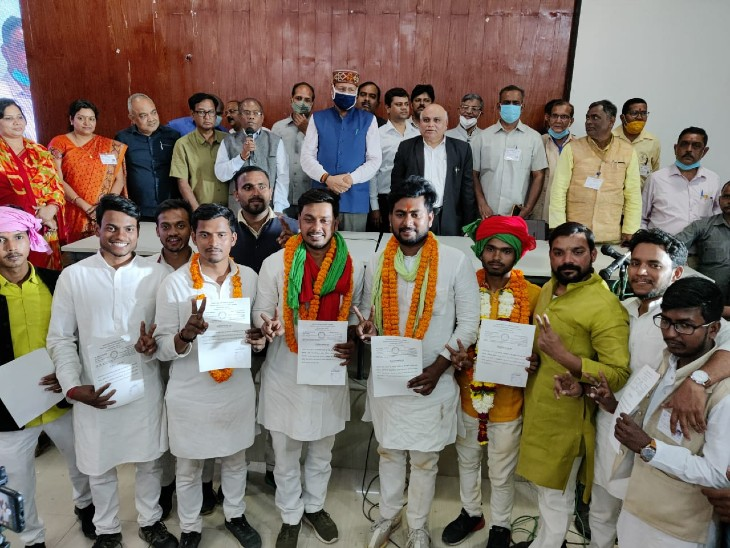 वाराणसी में छात्रसंघ का चुनाव: महात्मा गांधी काशी विद्यापीठ में समाजवादी छात्र सभा के विमलेश यादव बने अध्यक्ष, एनएसयूआई को मिलीं एक ही AVBP का खाता भी नहीं खुला