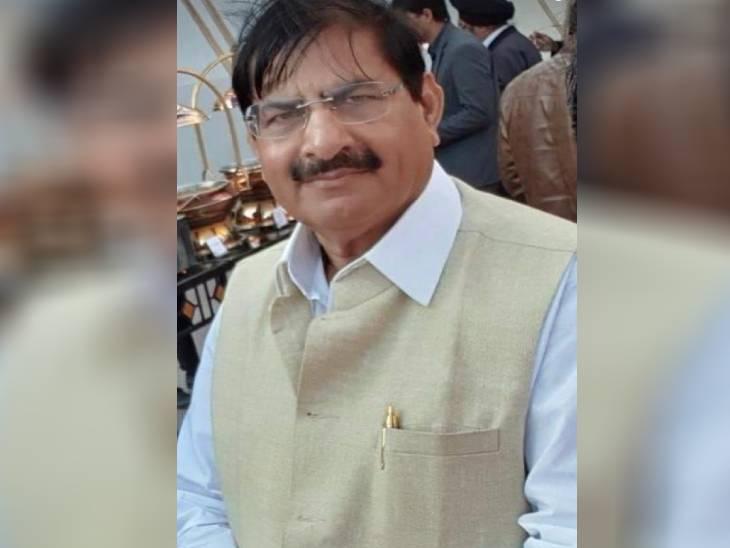 आरोपी बीएन तिवारी बाइक बोट घोटाले का मास्टरमाइंड कहा जाता है। - Dainik Bhaskar