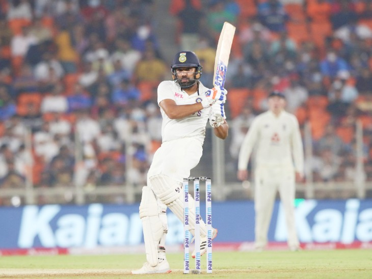 डे-नाइट टेस्ट दूसरे दिन LIVE: टीम इंडिया का स्कोर 3 विकेट पर 100 रन के पार, रोहित शर्मा और अजिंक्य रहा क्रीज पर