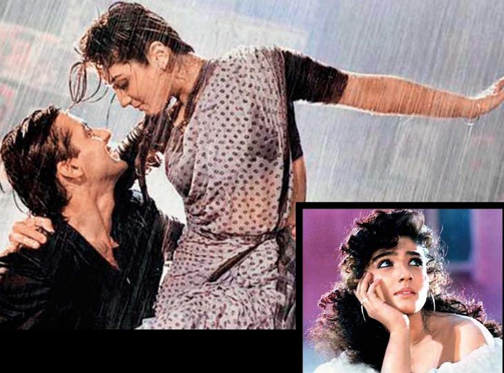 एक्ट्रेस नहीं बनना चाहती थीं रवीना टंडन, सलमान खान के साथ पहली फिल्म मिली तो सहेलियों ने दी थी एक सलाह बॉलीवुड,Bollywood - Dainik Bhaskar